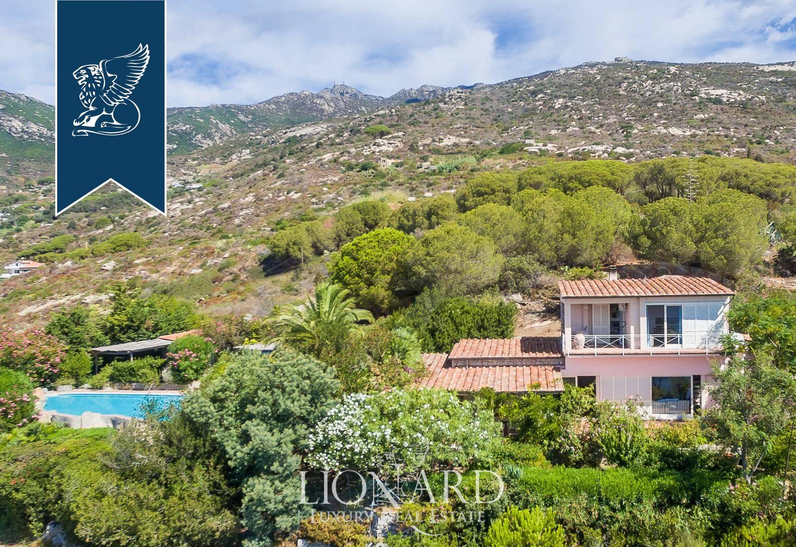 Villa in Vendita a Campo Nell'Elba: 135 mq