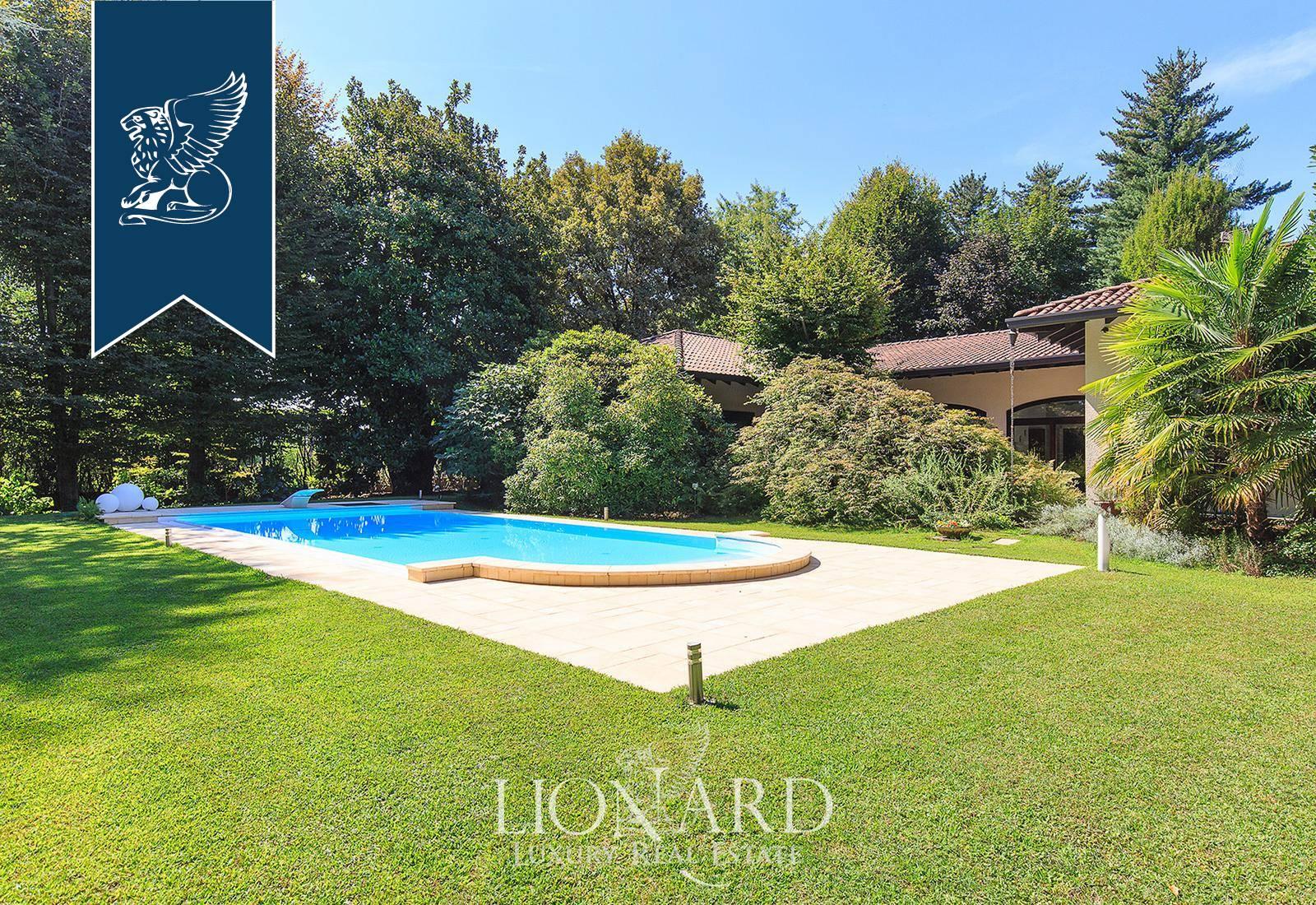 Villa in Vendita a Somma Lombardo: 0 locali, 300 mq - Foto 2