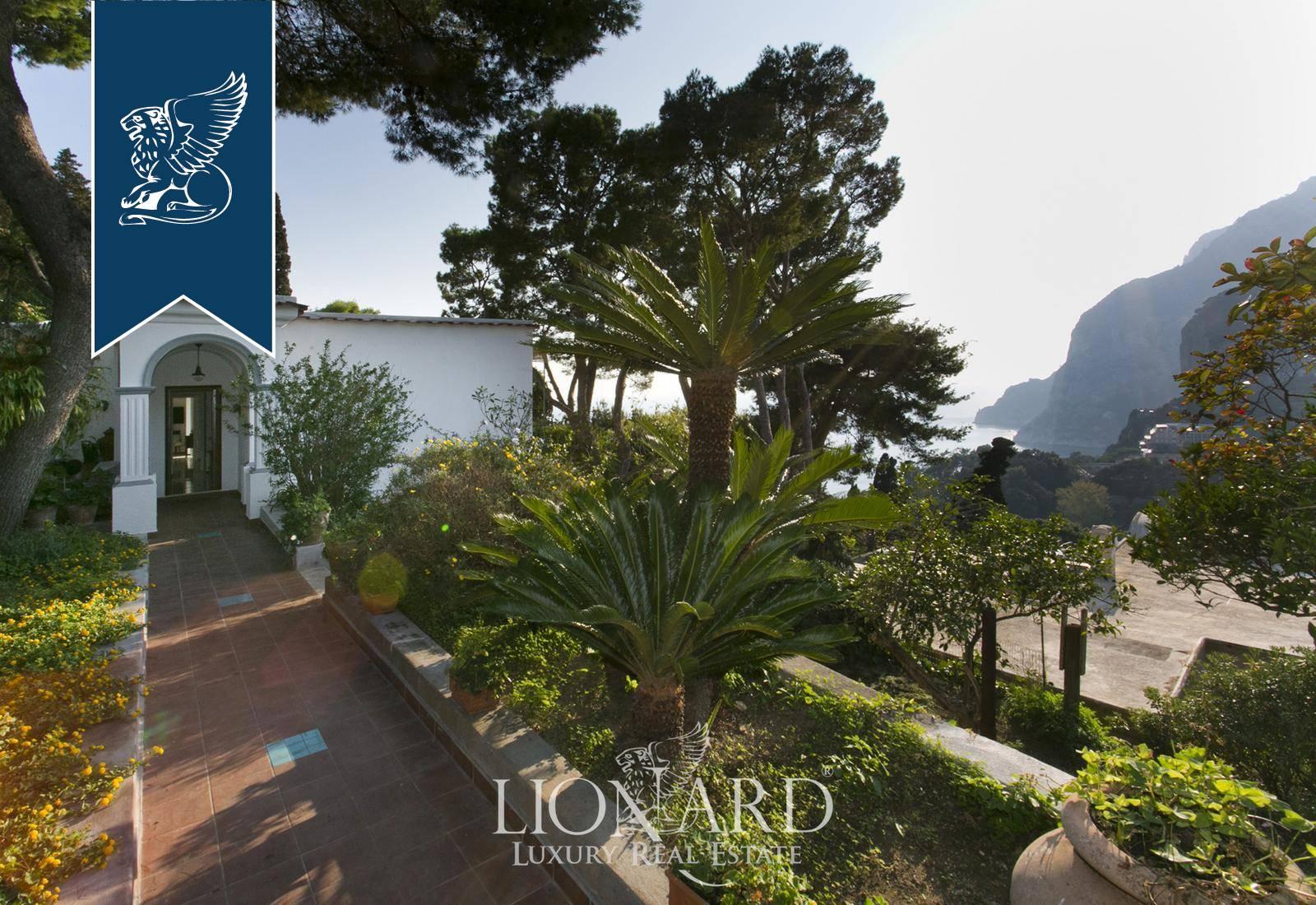 Villa in Vendita a Capri: 0 locali, 288 mq - Foto 4