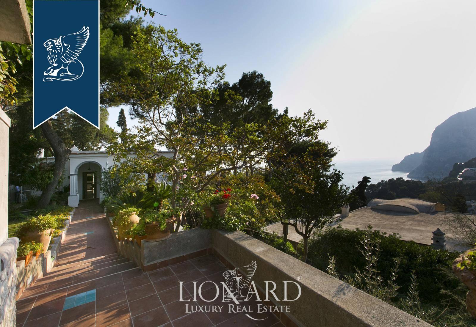 Villa in Vendita a Capri: 0 locali, 288 mq - Foto 7