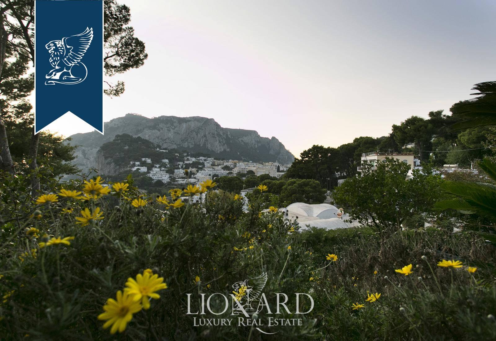 Villa in Vendita a Capri: 0 locali, 288 mq - Foto 2