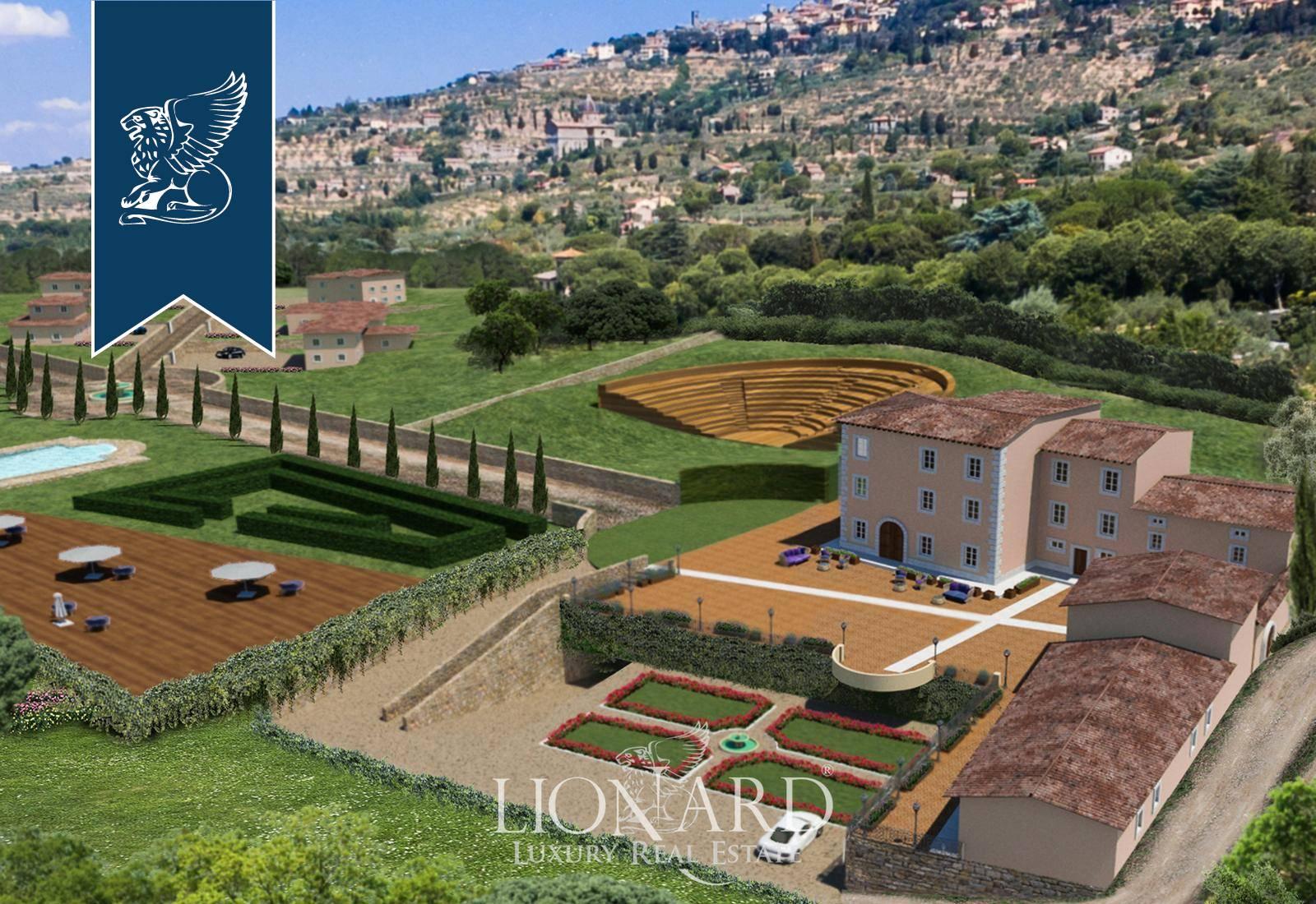 Villa in Vendita a Cortona: 0 locali, 3000 mq - Foto 2