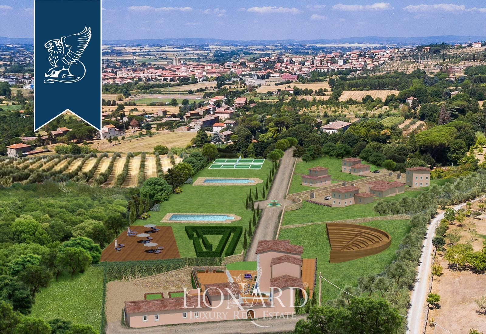 Villa in Vendita a Cortona: 0 locali, 3000 mq - Foto 3