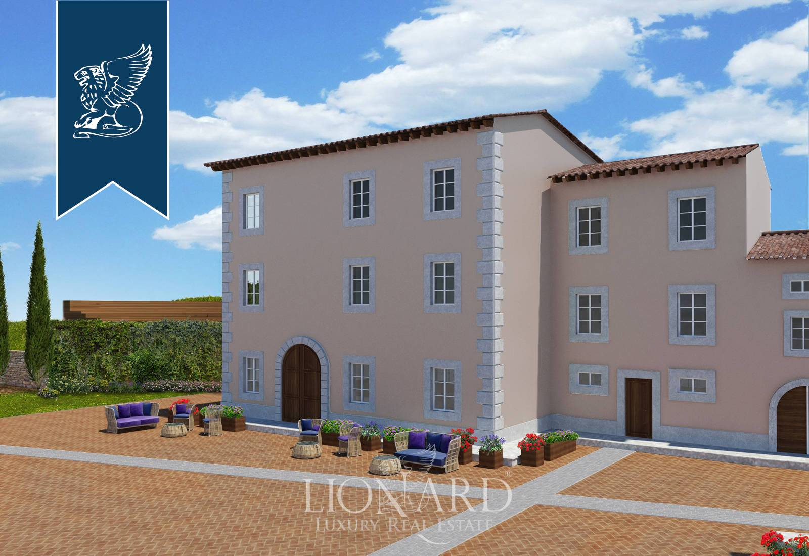 Villa in Vendita a Cortona: 0 locali, 3000 mq - Foto 6