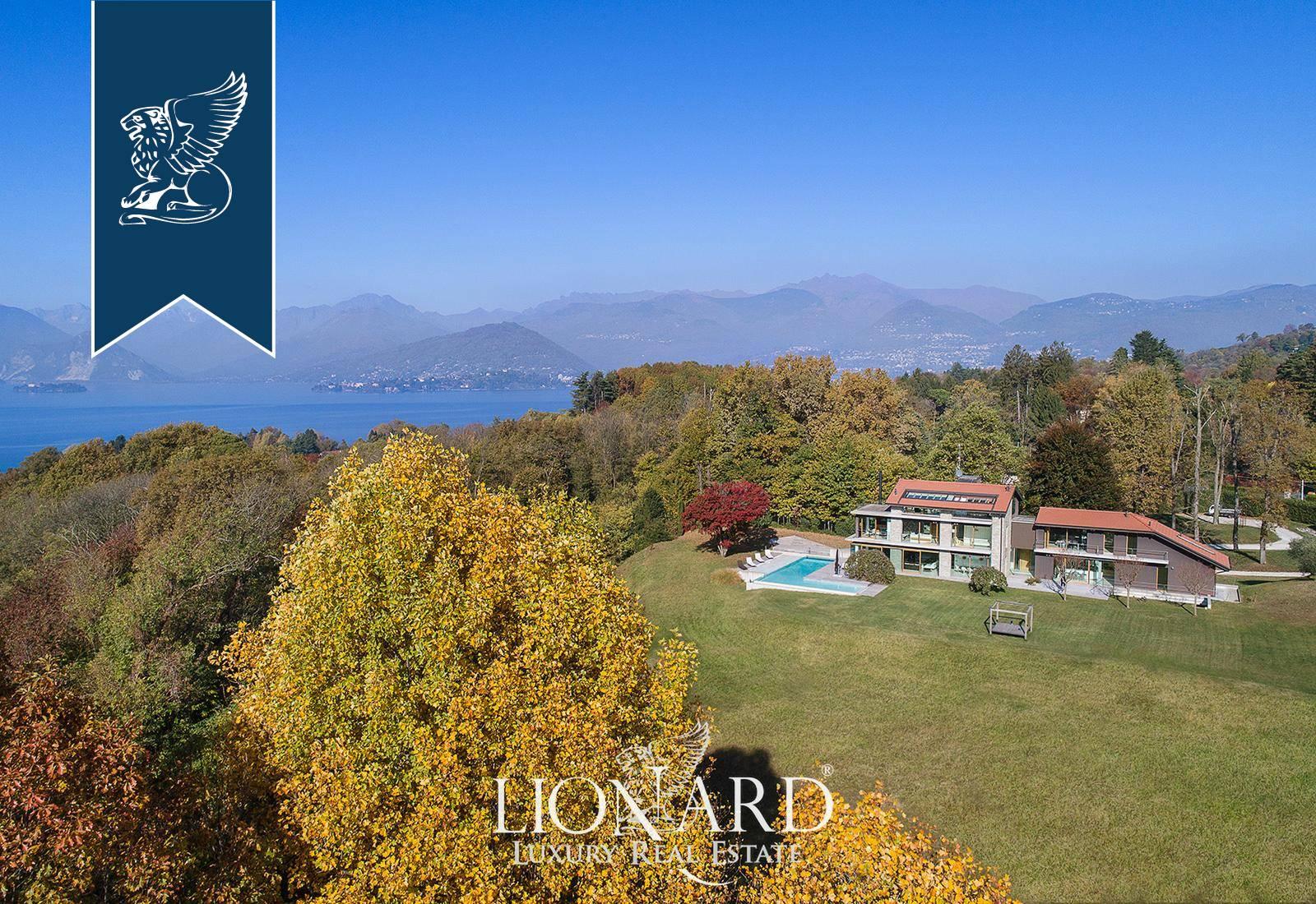 Villa in Vendita a Laveno-Mombello: 0 locali, 1000 mq - Foto 4
