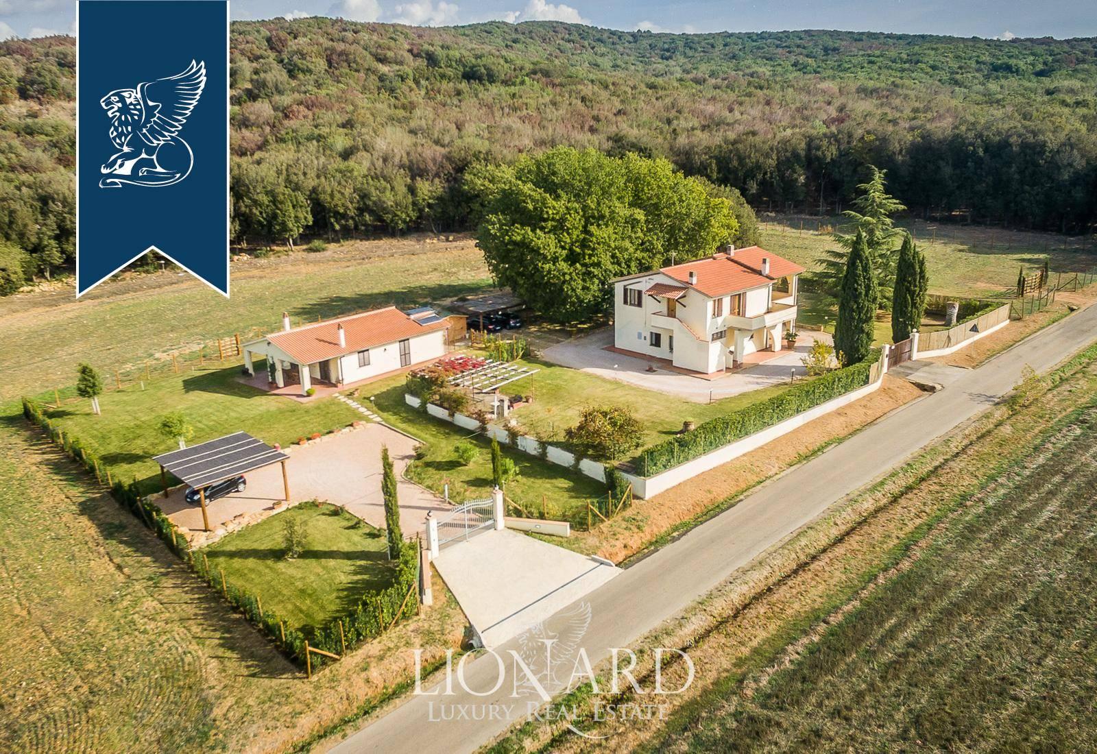 Villa in Vendita a Capalbio: 0 locali, 400 mq - Foto 5