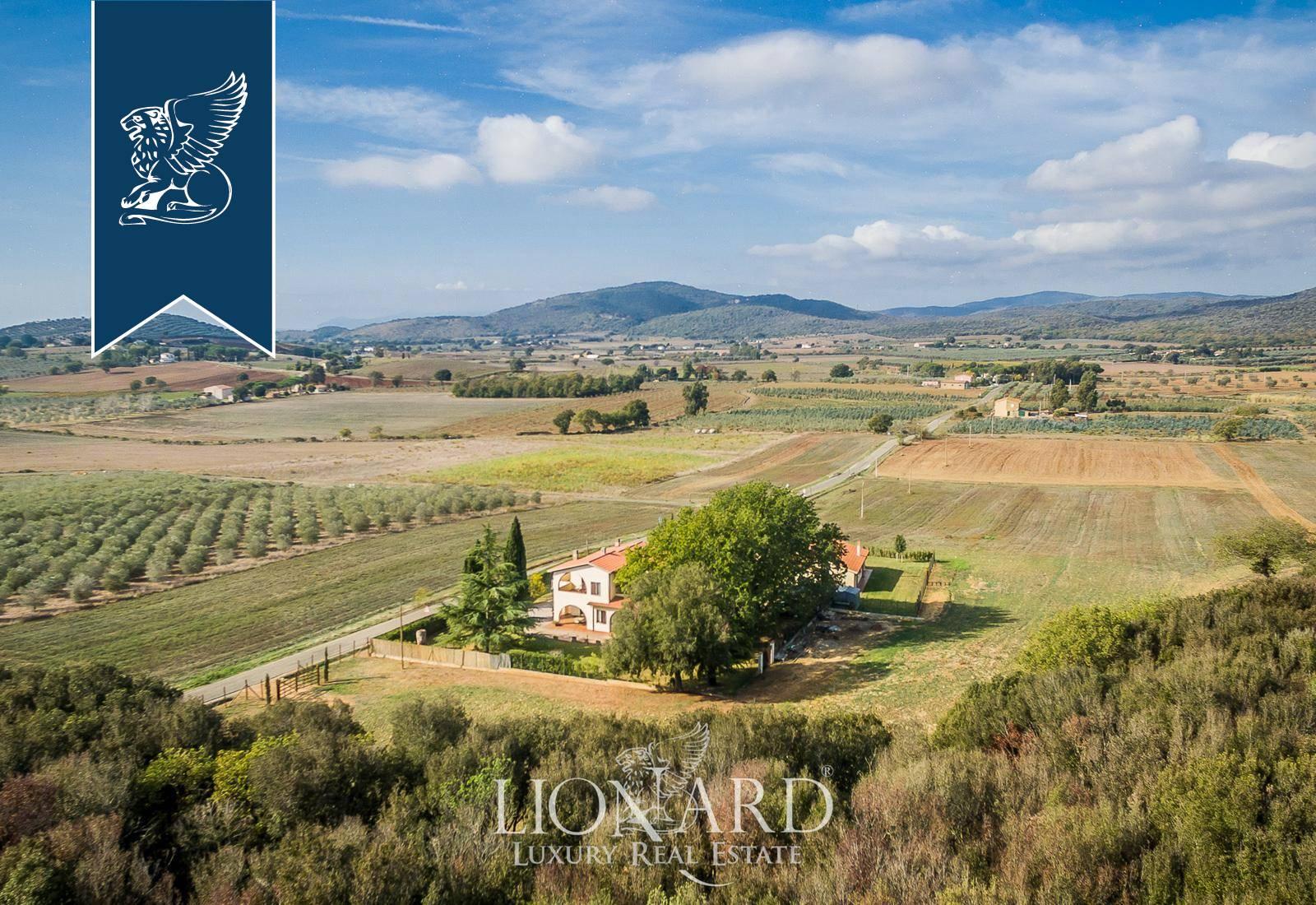 Villa in Vendita a Capalbio: 0 locali, 400 mq - Foto 4