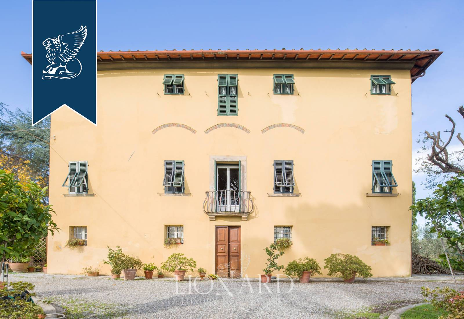 Villa in Vendita a Lucca: 0 locali, 750 mq - Foto 7