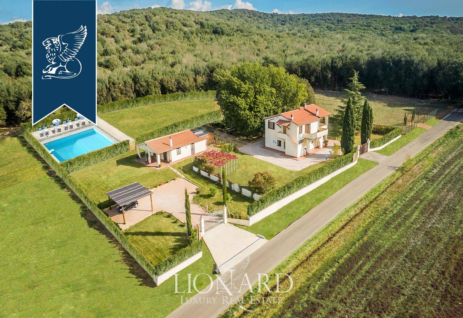 Villa in Vendita a Capalbio: 0 locali, 400 mq - Foto 3