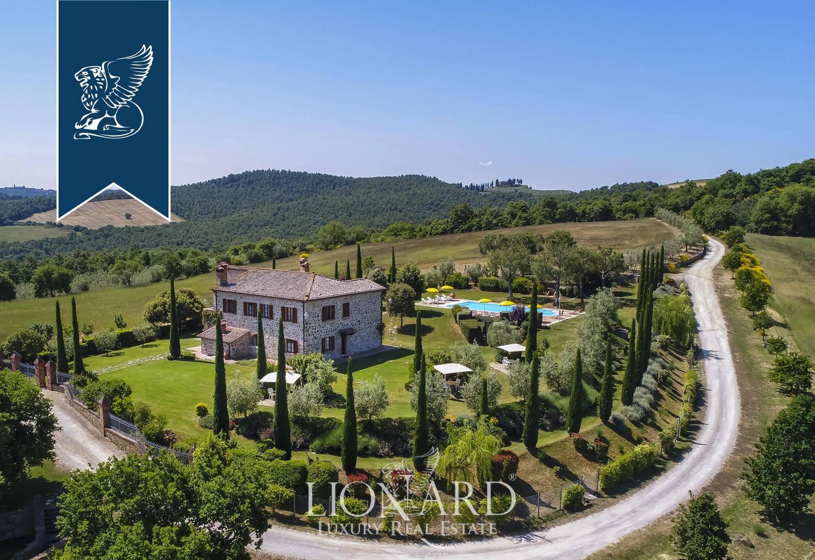 Agriturismo in Vendita a Torrita Di Siena: 0 locali, 650 mq - Foto 1