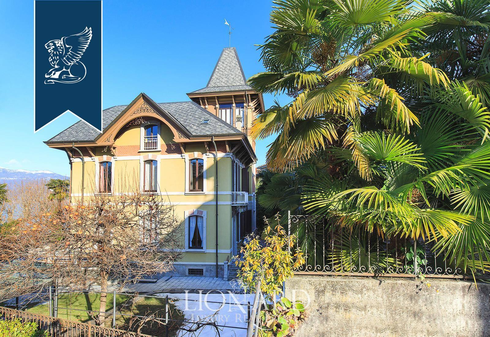 Villa in Vendita a Porto Valtravaglia: 0 locali, 2000 mq - Foto 5