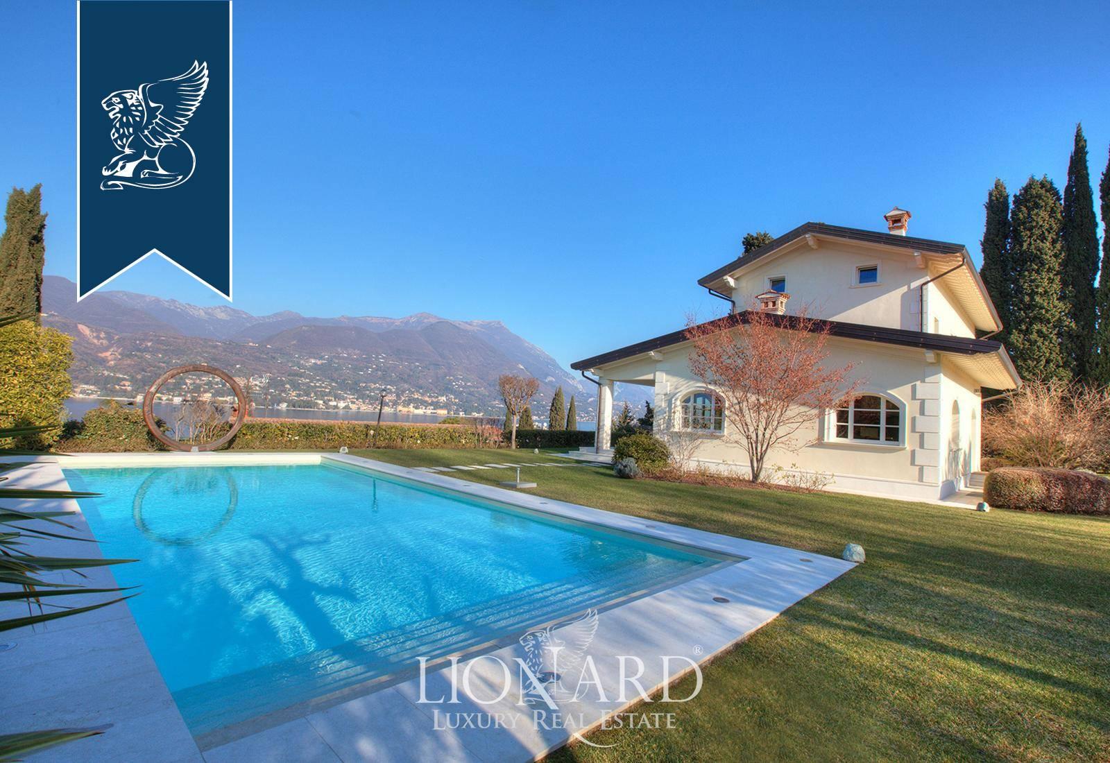 Villa in Vendita a San Felice Del Benaco: 0 locali, 670 mq - Foto 2