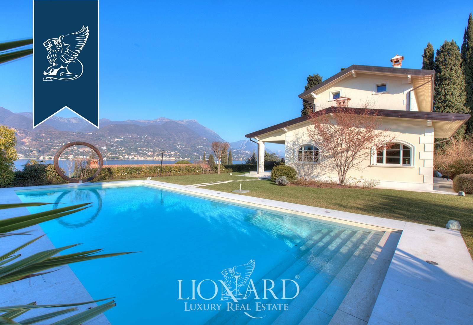 Villa in Vendita a San Felice Del Benaco: 0 locali, 670 mq - Foto 1