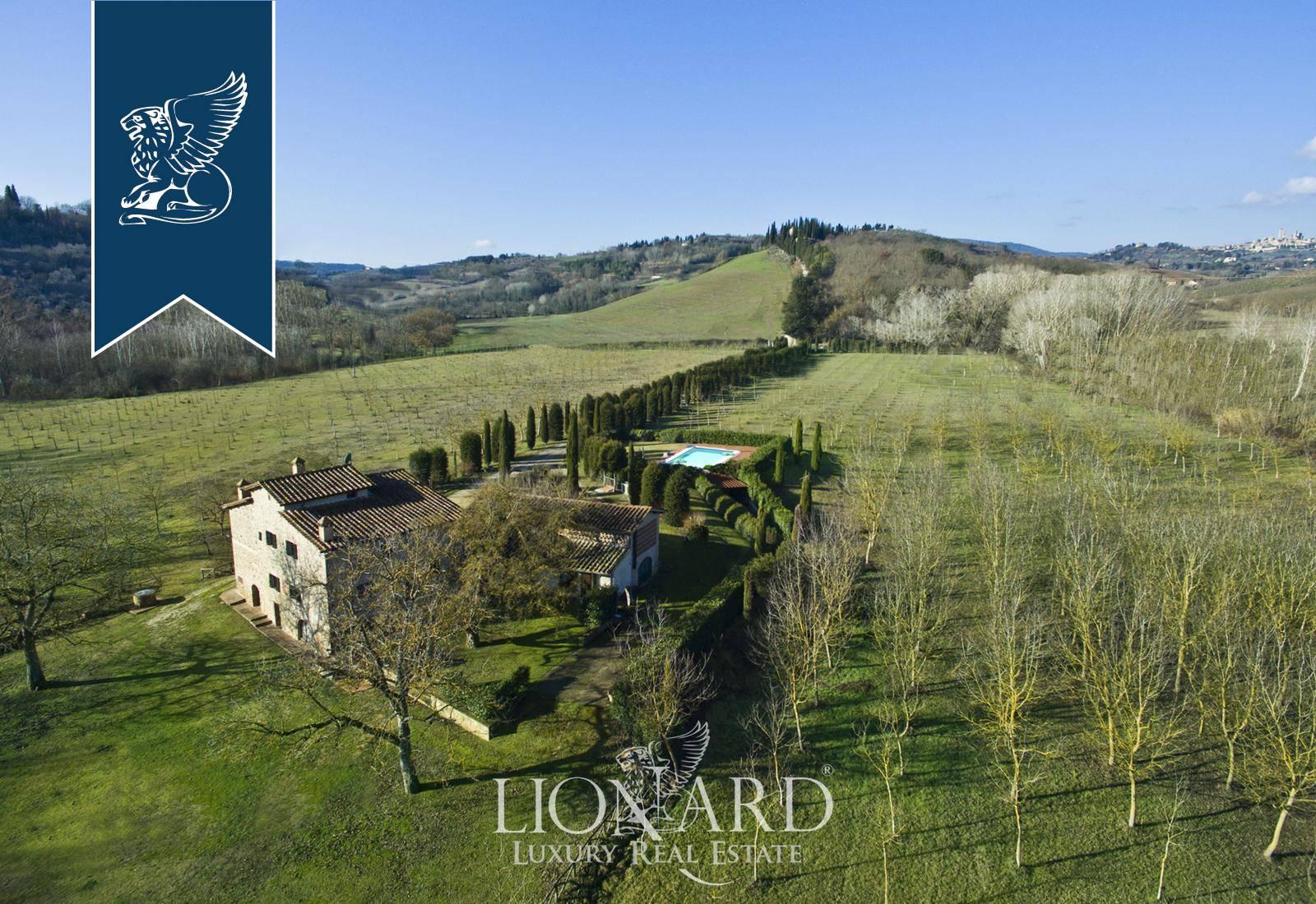 Agriturismo in Vendita a San Gimignano: 0 locali, 420 mq - Foto 9