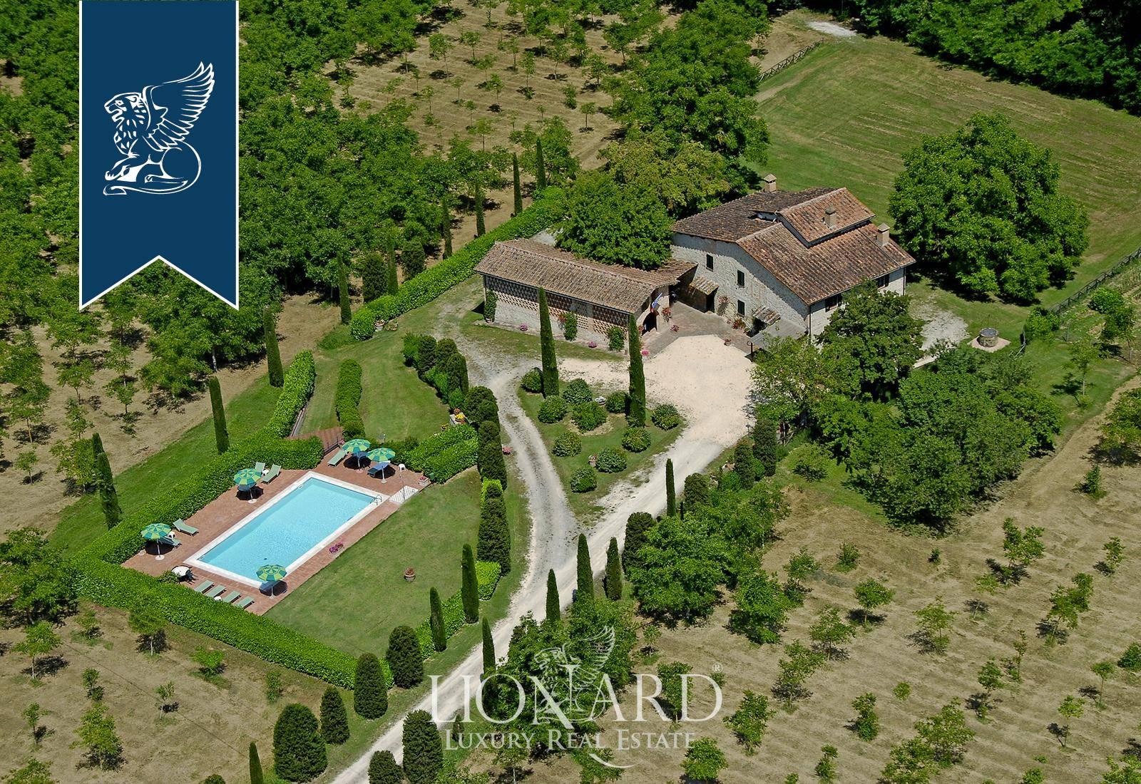 Agriturismo in Vendita a San Gimignano: 0 locali, 420 mq - Foto 2