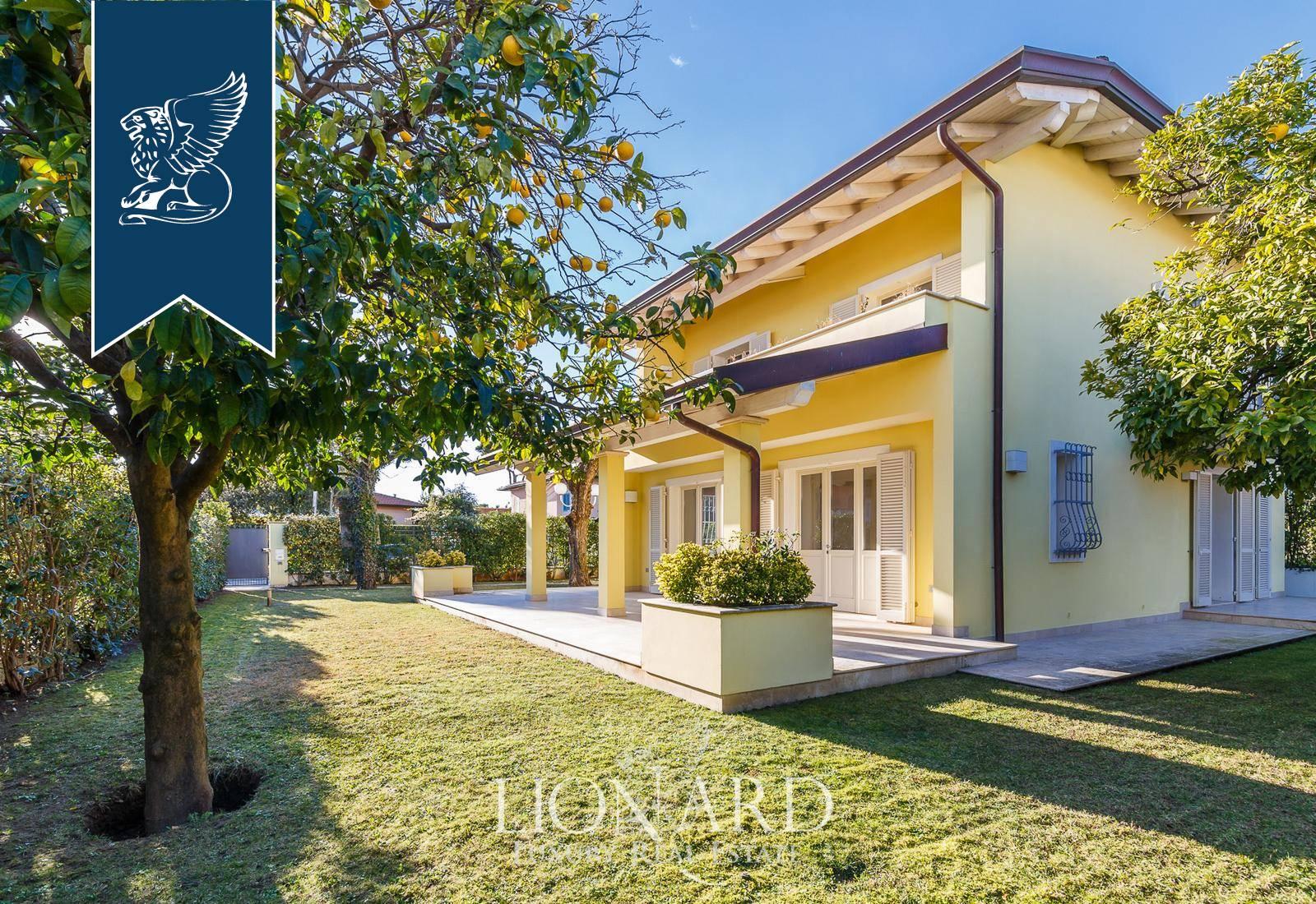 Villa in Vendita a Forte Dei Marmi: 0 locali, 205 mq - Foto 9