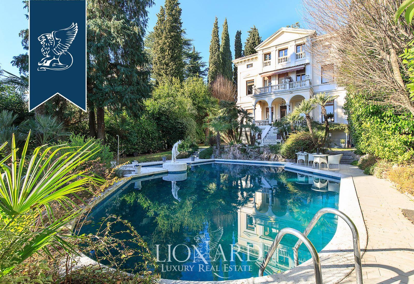 Villa in Vendita a Gardone Riviera: 850 mq