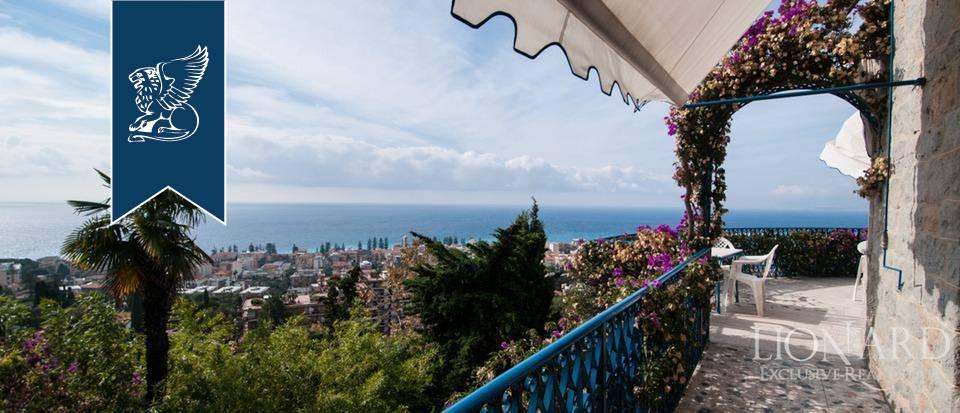 Villa in Vendita a Bordighera: 0 locali, 500 mq - Foto 2