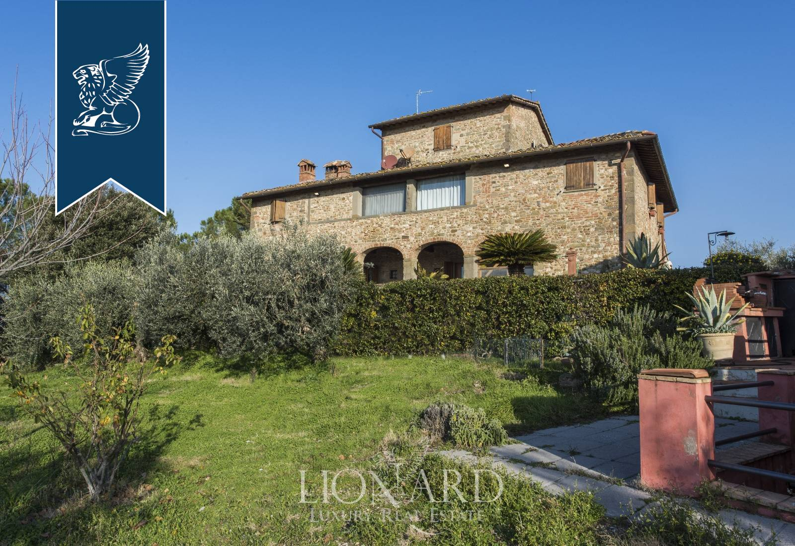 Villa in Vendita a San Casciano In Val Di Pesa: 0 locali, 600 mq - Foto 4