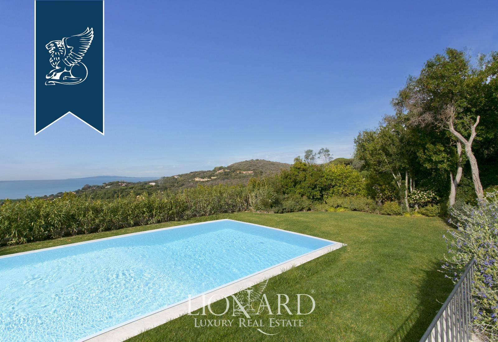 Villa in Vendita a Castiglione Della Pescaia: 0 locali, 350 mq - Foto 7