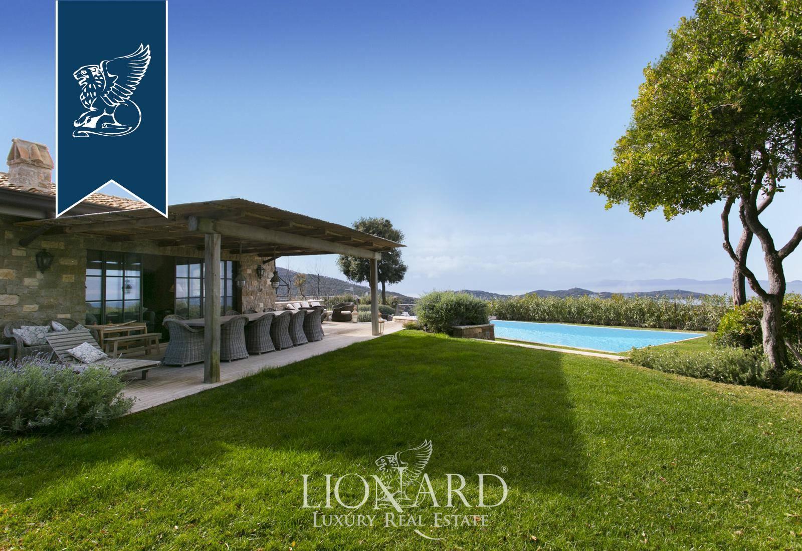 Villa in Vendita a Castiglione Della Pescaia: 0 locali, 350 mq - Foto 4