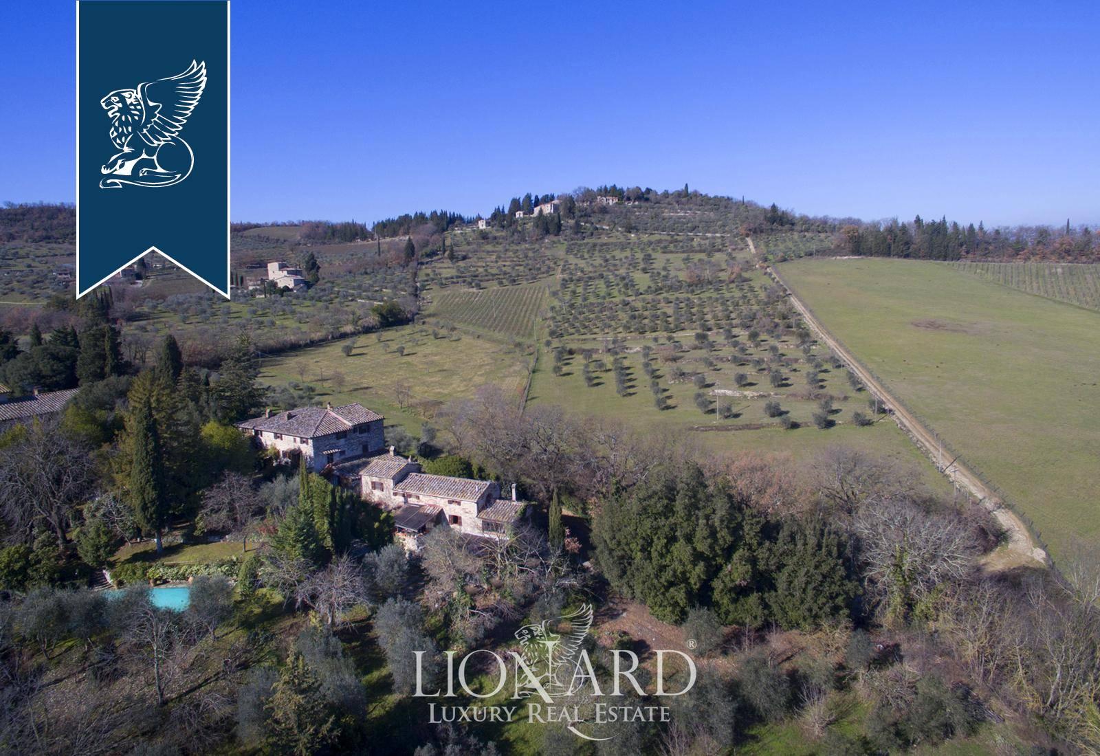 Villa in Vendita a Castellina In Chianti: 0 locali, 720 mq - Foto 3