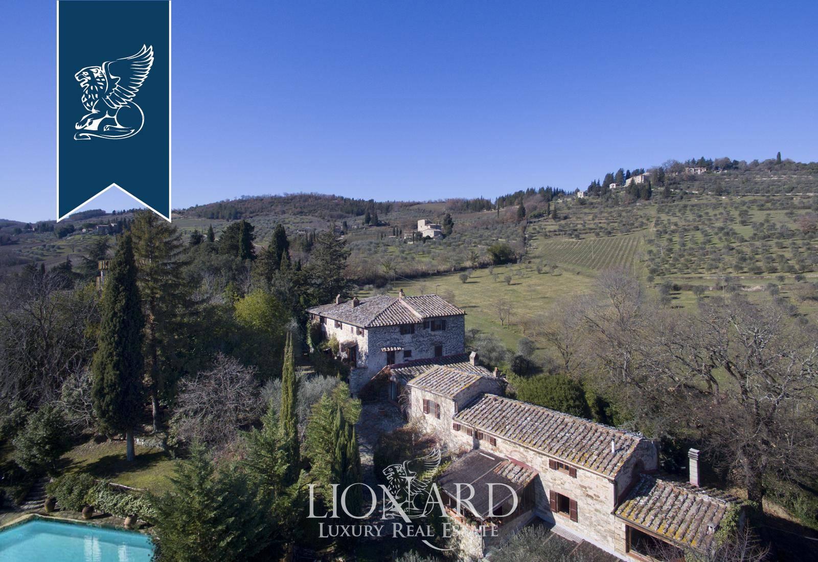 Villa in Vendita a Castellina In Chianti: 0 locali, 720 mq - Foto 4