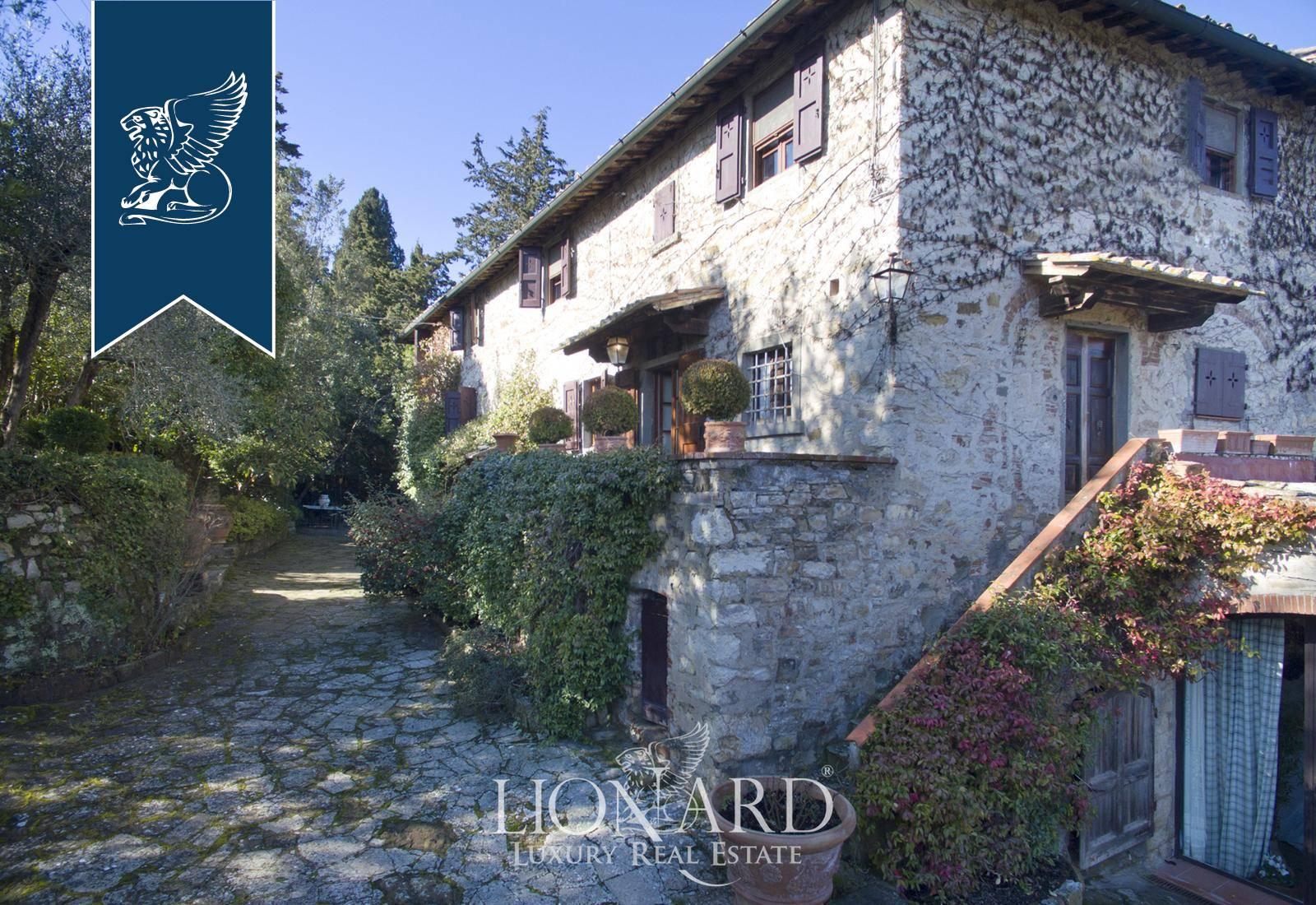 Villa in Vendita a Castellina In Chianti: 0 locali, 720 mq - Foto 7