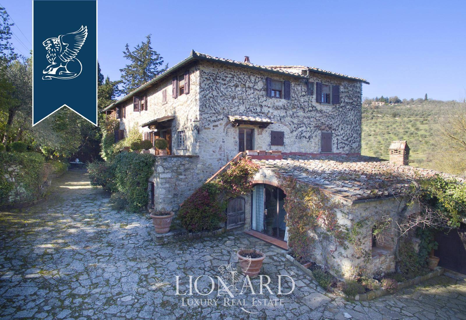 Villa in Vendita a Castellina In Chianti: 0 locali, 720 mq - Foto 6