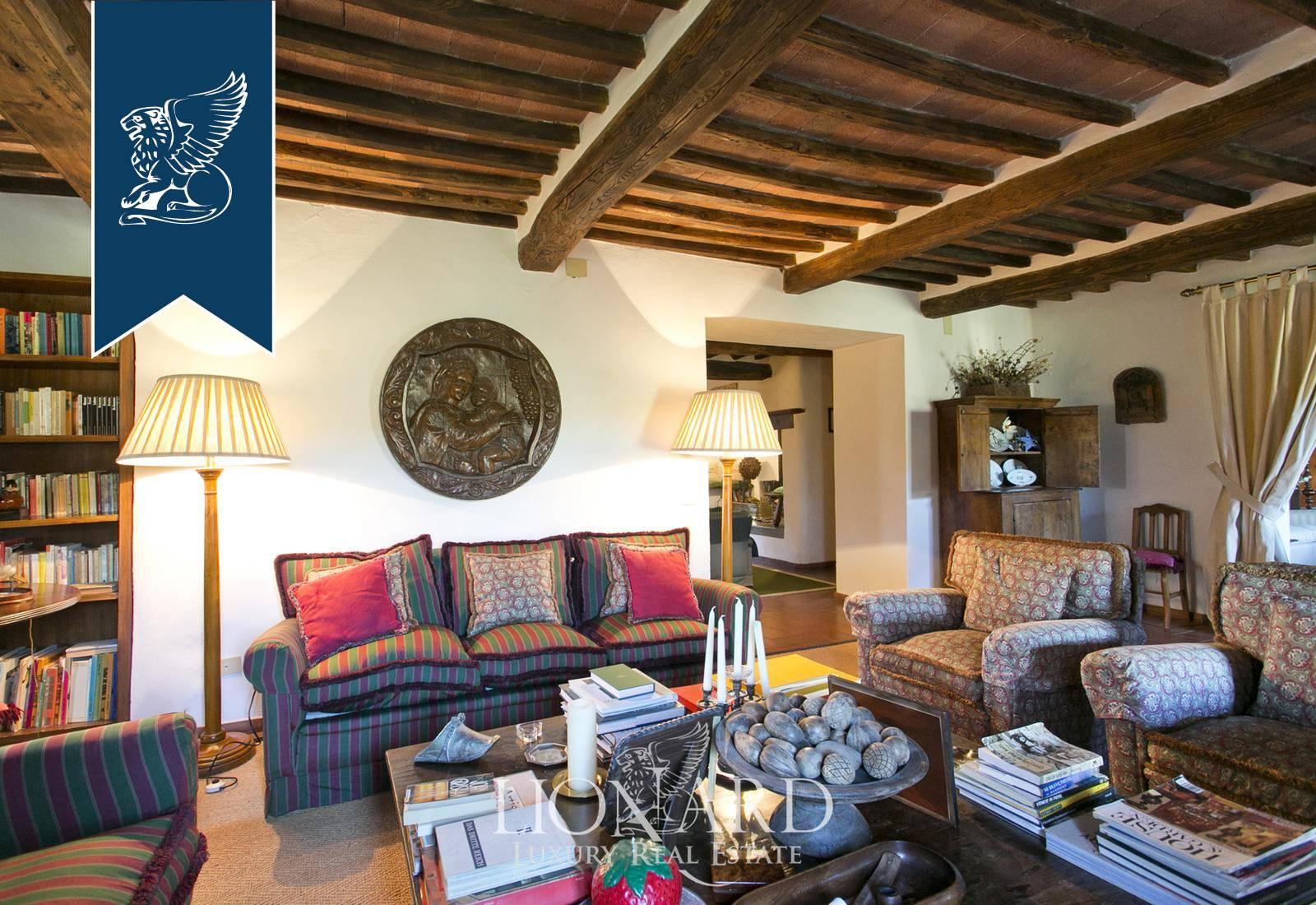 Villa in Vendita a Castellina In Chianti: 0 locali, 720 mq - Foto 1