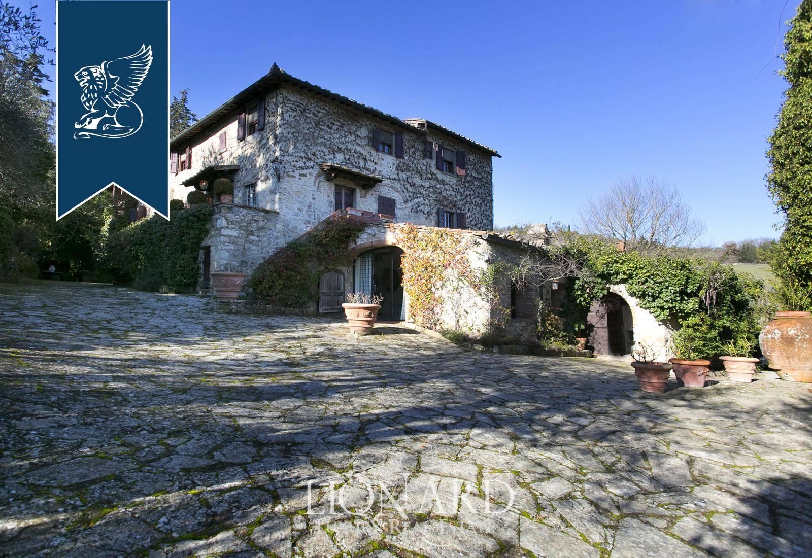 Villa in Vendita a Castellina In Chianti: 0 locali, 720 mq - Foto 8