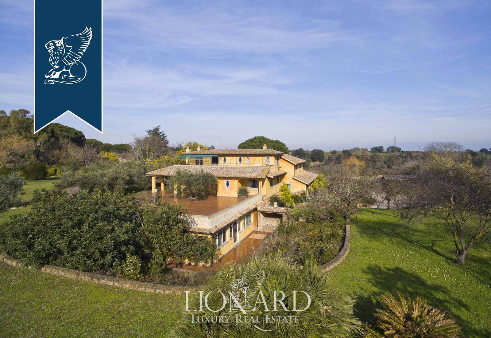 Villa in Vendita a Roma: 0 locali, 1200 mq - Foto 1