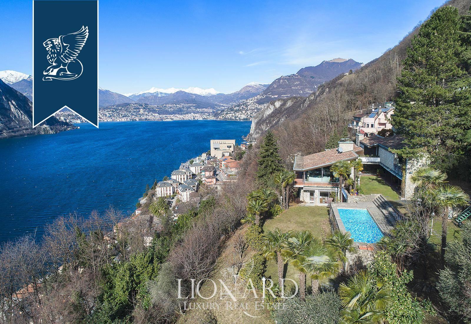Villa in Vendita a Campione D'Italia: 0 locali, 900 mq - Foto 4