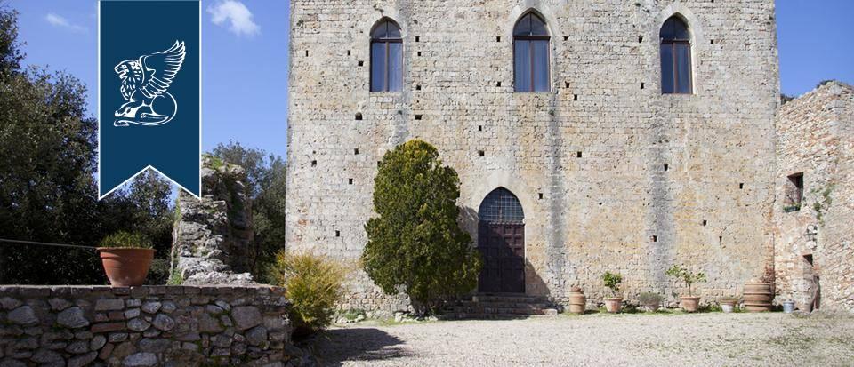 Villa in Vendita a Sovicille: 0 locali, 600 mq - Foto 1