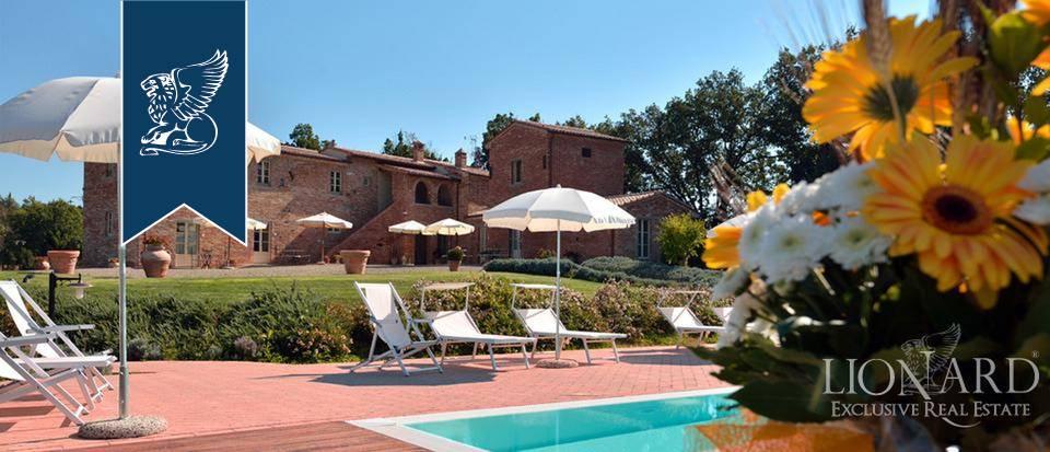 Villa in Vendita a Foiano Della Chiana: 0 locali, 900 mq - Foto 3