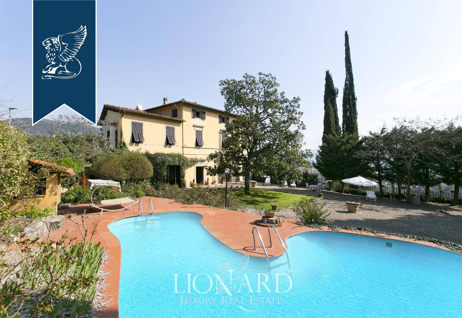 Villa in Vendita a Fiesole: 0 locali, 800 mq - Foto 1