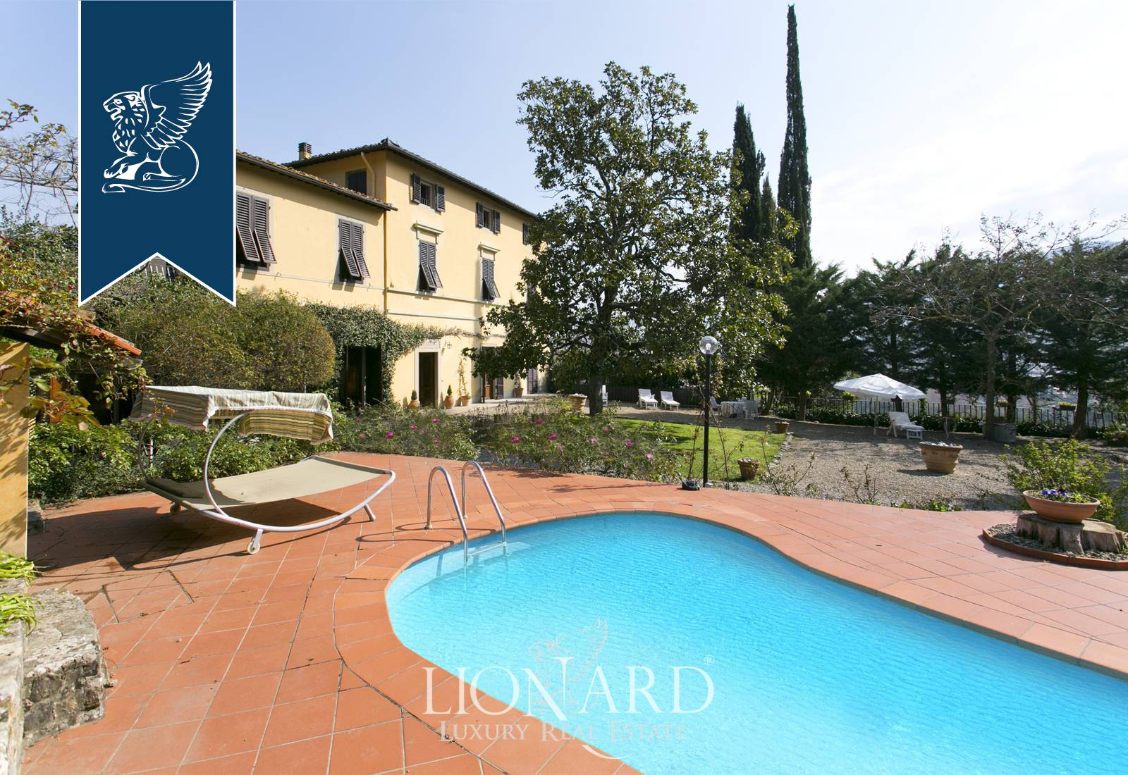 Villa in Vendita a Fiesole: 0 locali, 800 mq - Foto 2