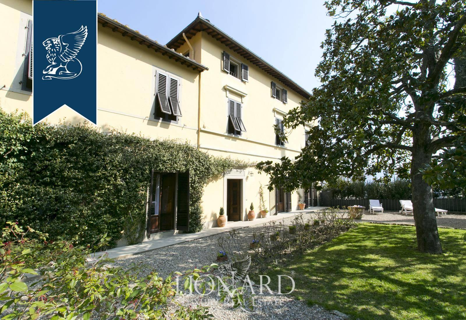 Villa in Vendita a Fiesole: 0 locali, 800 mq - Foto 9