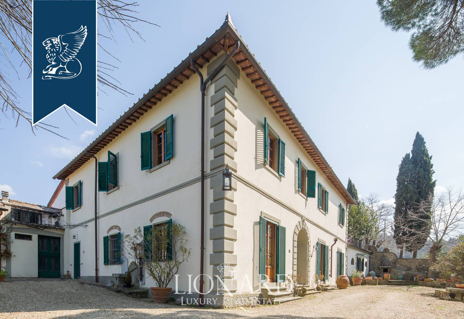 Villa in Vendita a Greve In Chianti: 0 locali, 1300 mq - Foto 7