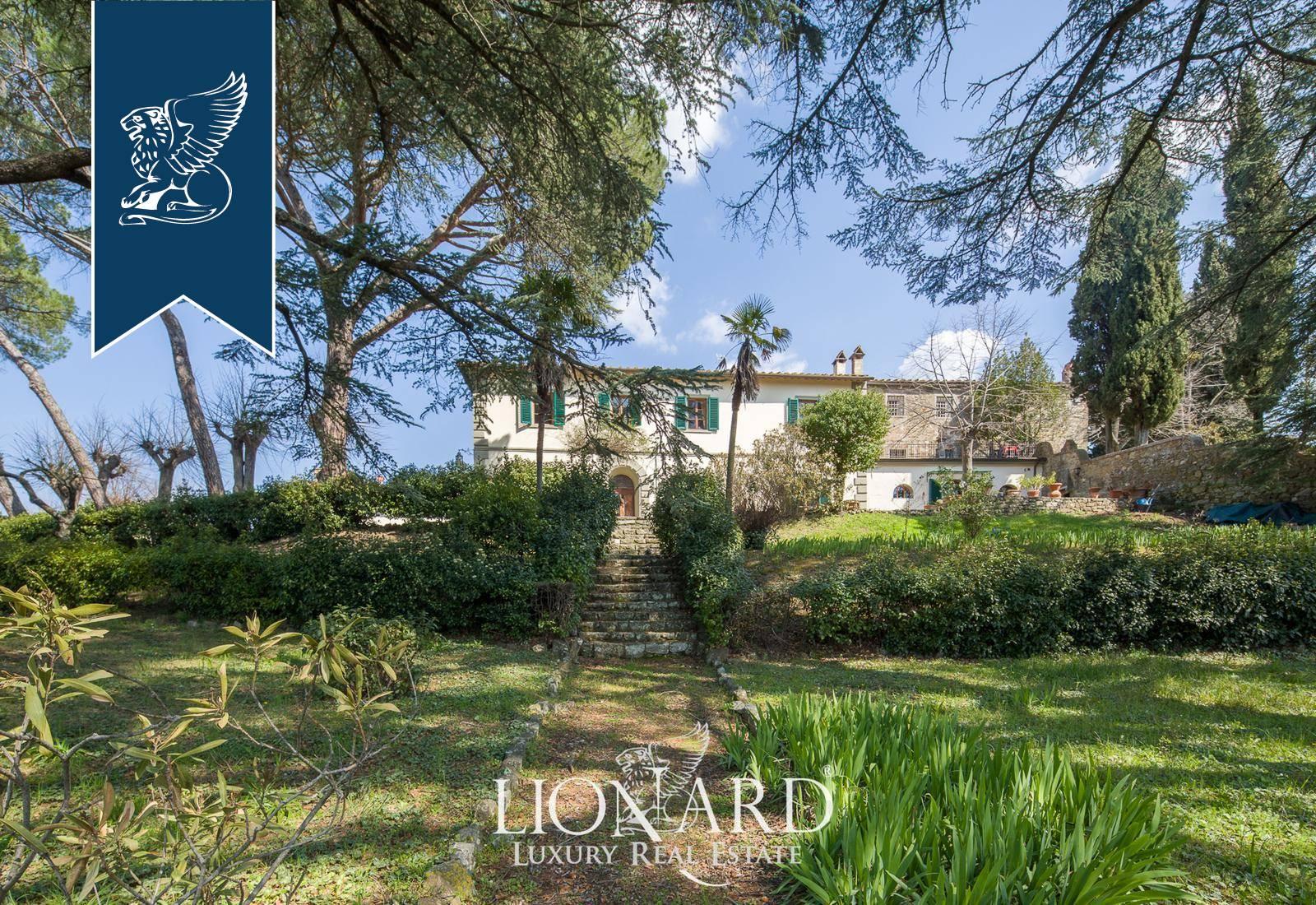 Villa in Vendita a Greve In Chianti: 0 locali, 1300 mq - Foto 2