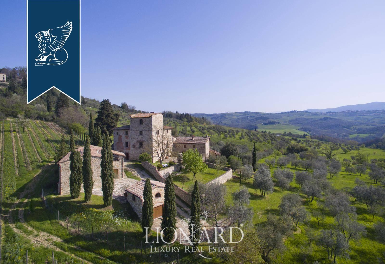 Villa in Vendita a Castellina In Chianti: 0 locali, 1200 mq - Foto 2