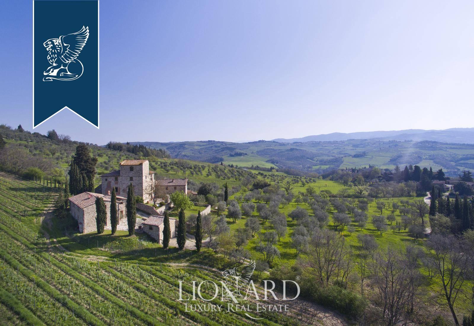 Villa in Vendita a Castellina In Chianti: 0 locali, 1200 mq - Foto 3