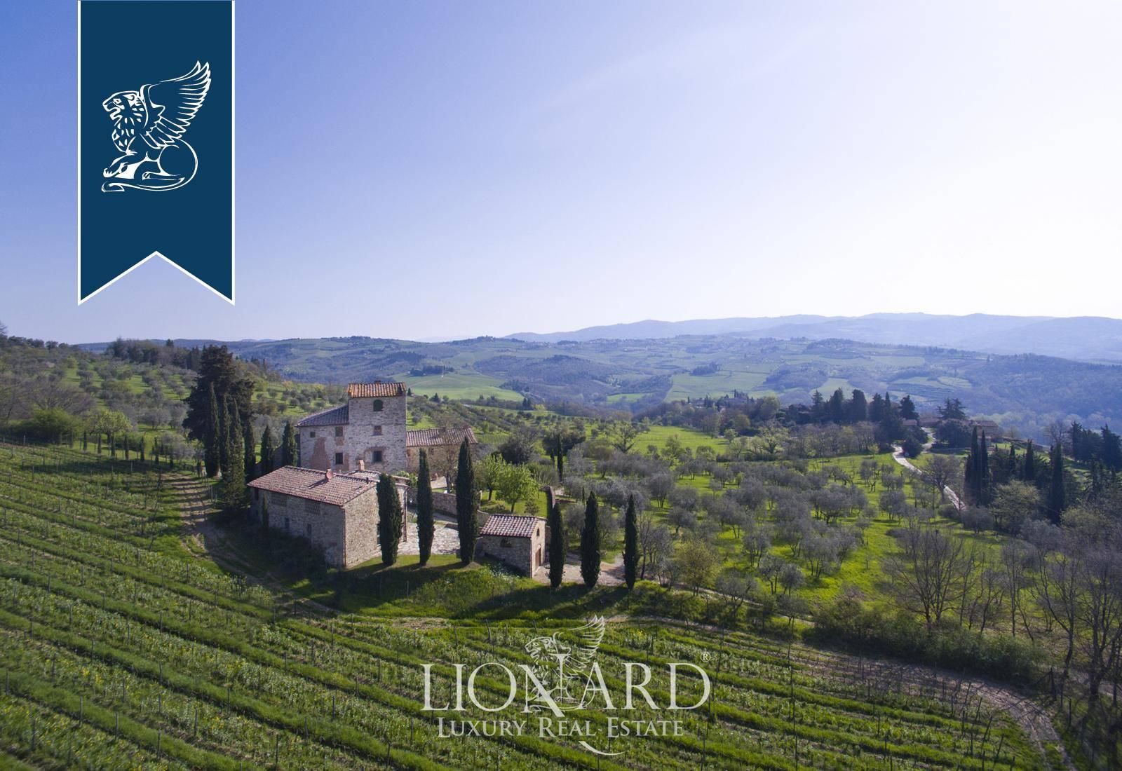Villa in Vendita a Castellina In Chianti: 0 locali, 1200 mq - Foto 4