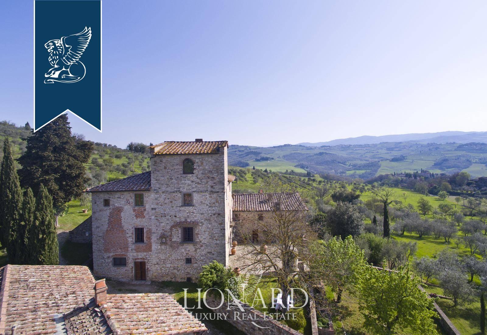 Villa in Vendita a Castellina In Chianti: 0 locali, 1200 mq - Foto 5