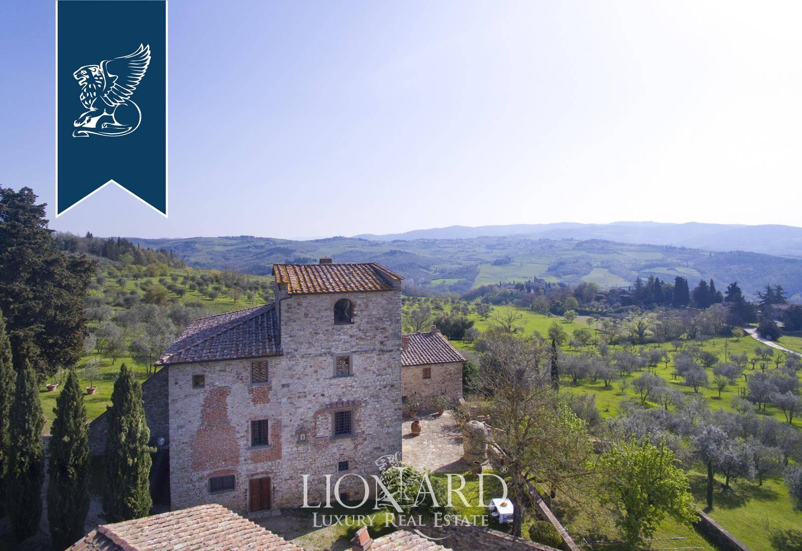 Villa in Vendita a Castellina In Chianti: 0 locali, 1200 mq - Foto 6