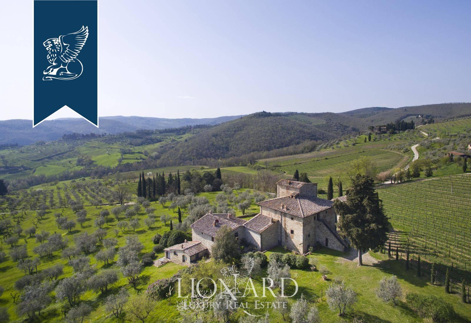 Villa in Vendita a Castellina In Chianti: 0 locali, 1200 mq - Foto 7
