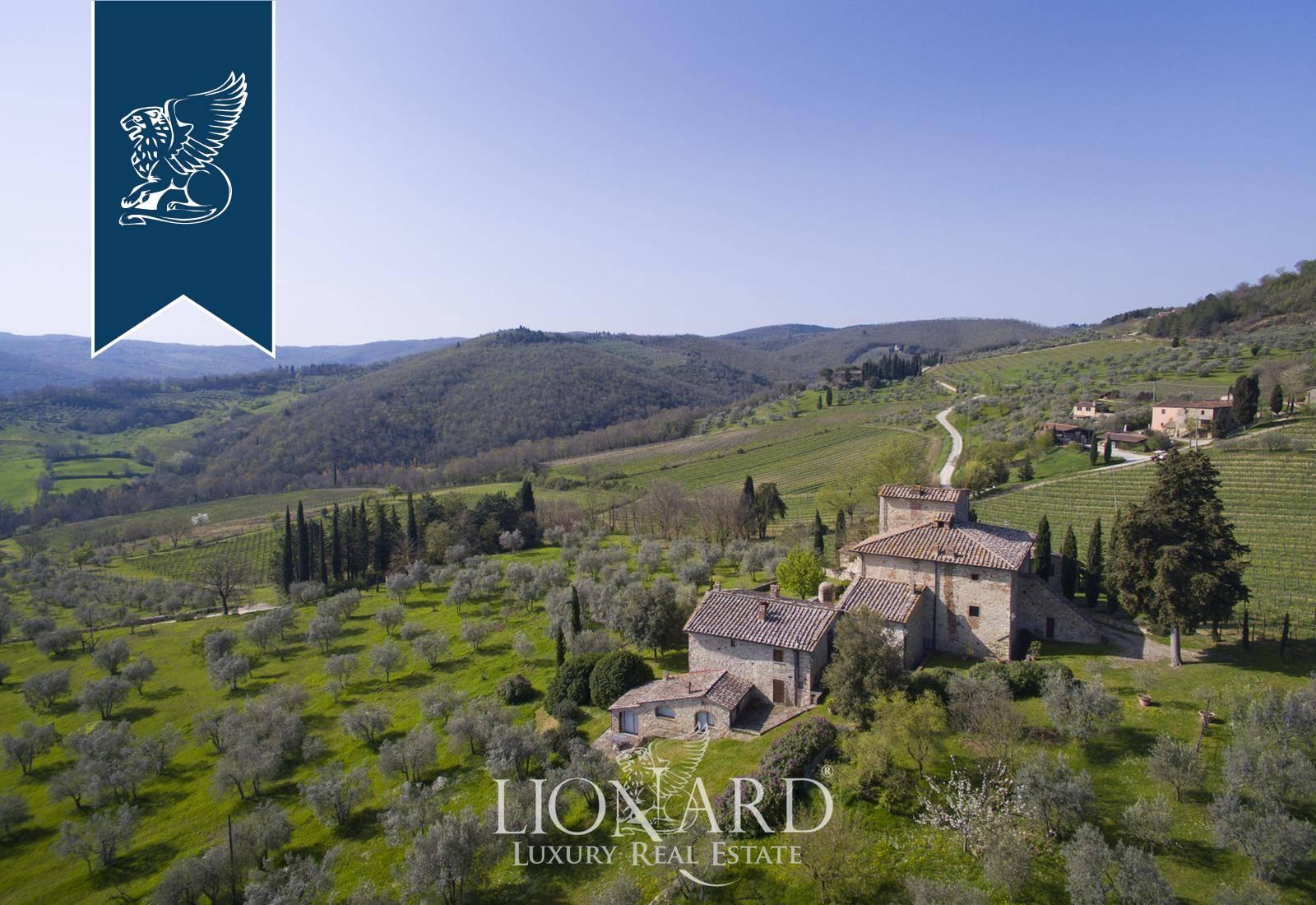 Villa in Vendita a Castellina In Chianti: 0 locali, 1200 mq - Foto 8