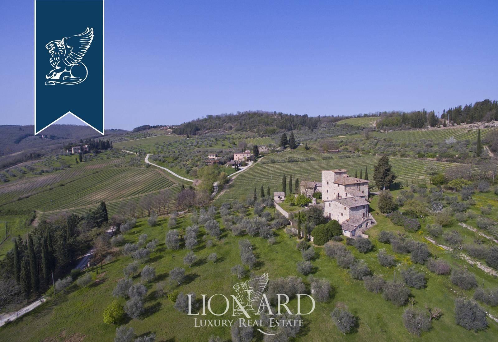 Villa in Vendita a Castellina In Chianti: 0 locali, 1200 mq - Foto 9