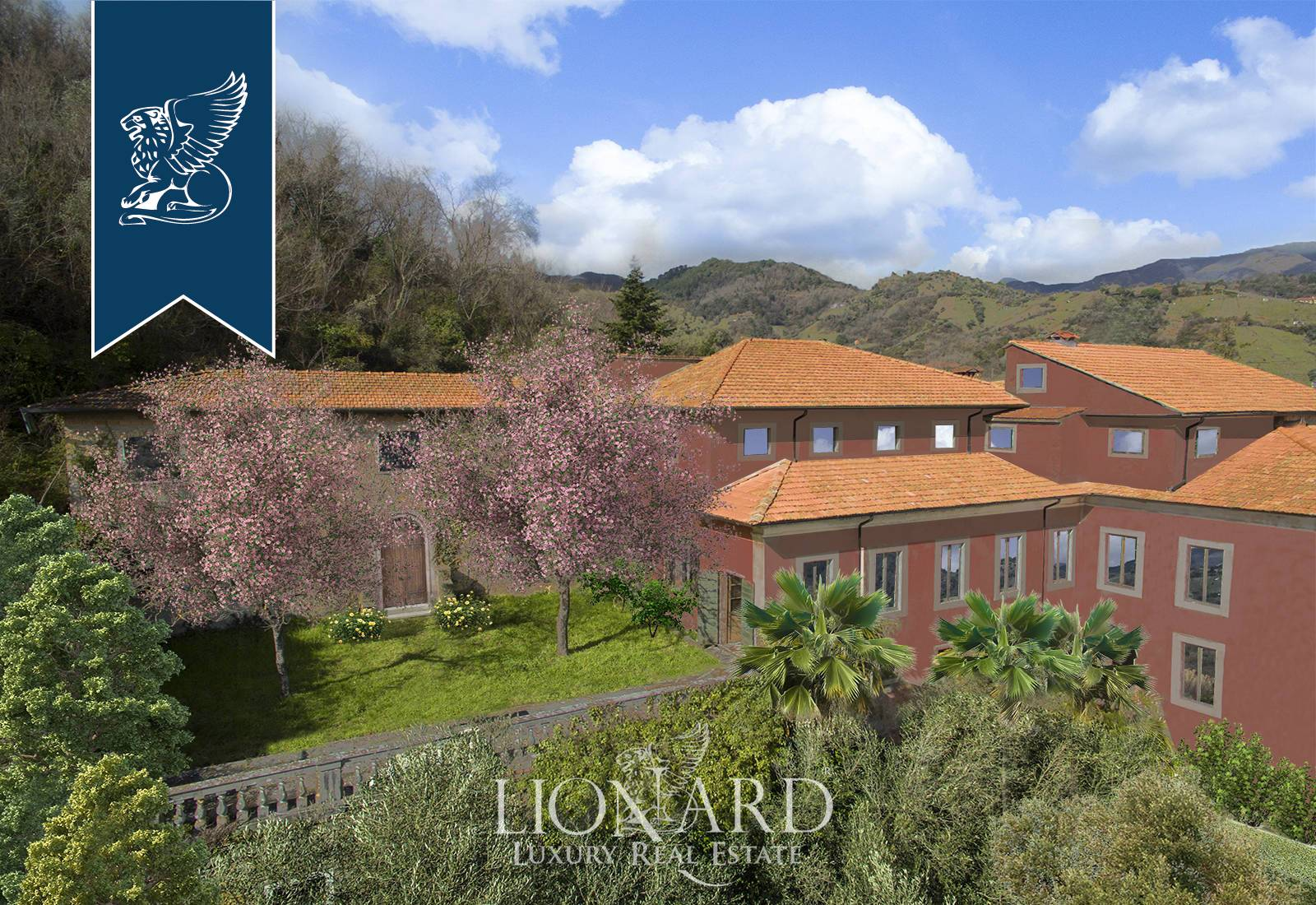 Villa in Vendita a Carrara: 0 locali, 2000 mq - Foto 2