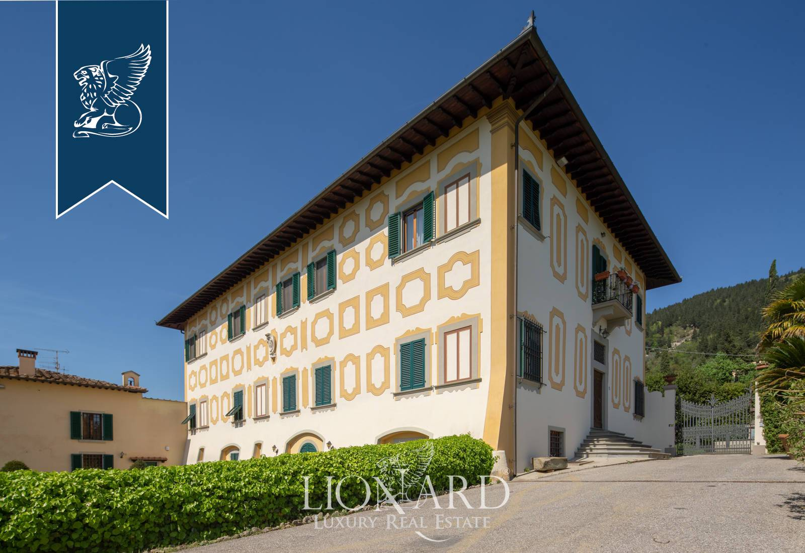 Villa in Vendita a Prato: 0 locali, 4000 mq - Foto 8